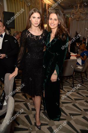Sabrina Percy and Olivia Cole