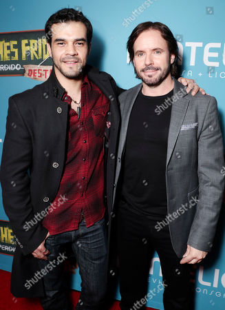 Editorial picture of 'No Manches Frida 2' film premiere, Arrivals, Los Angeles, USA - 05 Mar 2019