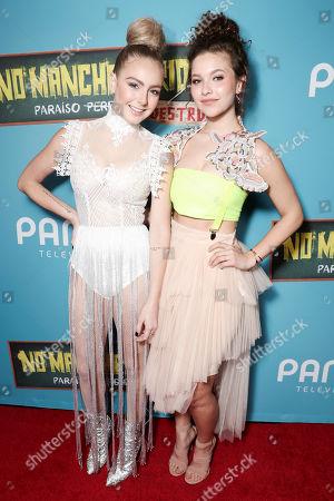 Regina Pavon and Carla Adell