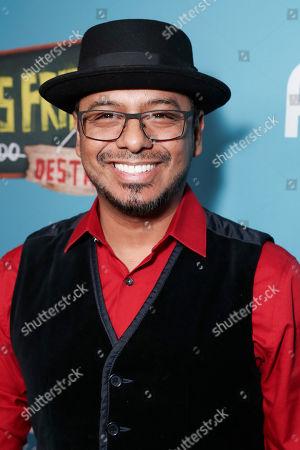 Stock Picture of Carlos Moreno Jr.