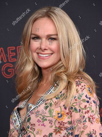 Stock Picture of Laura Bell Bundy