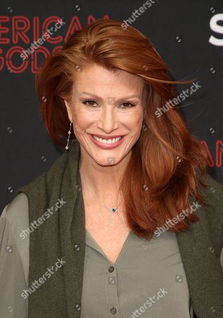 Stock Photo of Angie Everhart