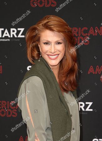 Stock Image of Angie Everhart