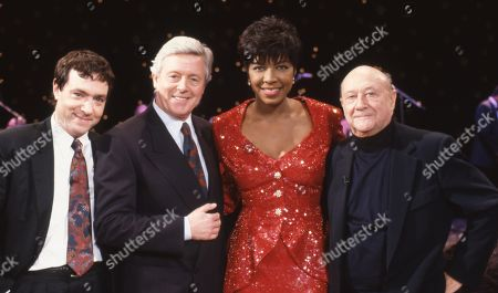 Editorial picture of 'Aspel and Company' TV Show, Series 9, Show 4 UK    - 08 Feb 1992