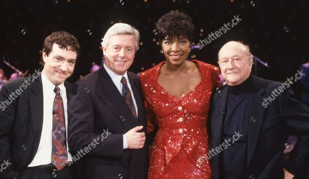 Editorial photo of 'Aspel and Company' TV Show, Series 9, Show 4 UK    - 08 Feb 1992
