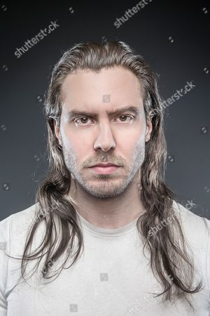 Stock Photo of Chicago United States - December 1: Portrait Of American Hard Rock Musician Andrew Wilkes-krier Better Known By His Stage Name Andrew W.k. Photographed In Chicago Illinois On December 1