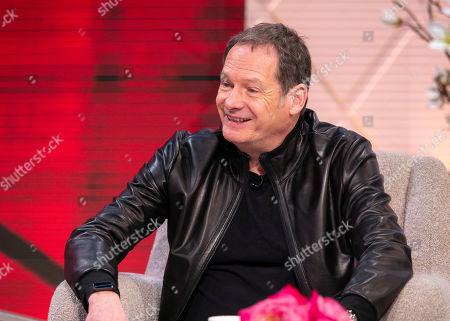 Editorial photo of 'Lorraine' TV show, London, UK - 06 Mar 2019