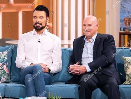 Editorial image of 'This Morning' TV show, London, UK - 06 Mar 2019