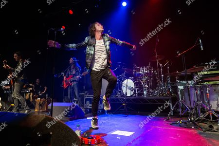 Editorial picture of The Temperance Movement in concert at Academy, Manchester, UK - 01 Mar 2019
