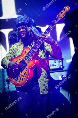 Thundercat (Stephen Lee Bruner)