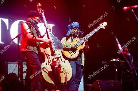 Miles Mosley, Thundercat (Stephen Lee Bruner)