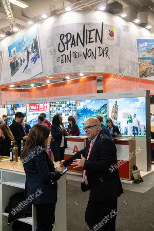 International Travel Trade Show Berlin Stock Photos (Exclusive