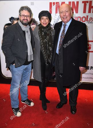 Stock Picture of Julian Fellowes, JoAnn M. Hunter and Laurence Connor