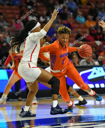 Editorial photo of SEC Florida Mississippi Tournament Basketball, Greenville, USA - 06 Mar 2019