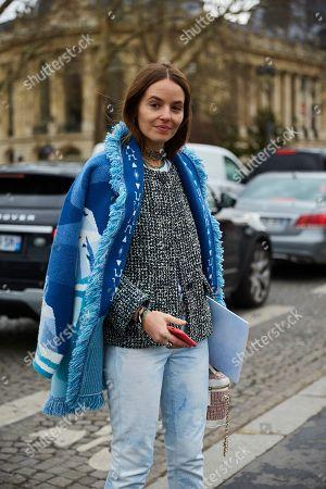Stock Picture of Carlotta Oddi