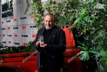 Stock Picture of Charles Roven poses for the photographers during the premiere of the film 'Triple Frontier' at Callao cinema in Madrid, Spain, 06 March 2019.