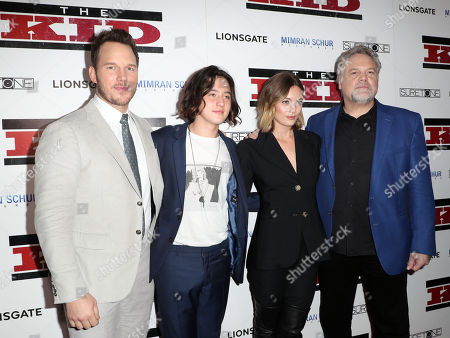 Editorial image of 'The Kid' Film Premiere, Arrivals, ArcLight Cinemas, Los Angeles, USA - 06 Mar 2019