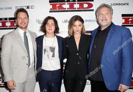 Editorial photo of 'The Kid' Film Premiere, Arrivals, ArcLight Cinemas, Los Angeles, USA - 06 Mar 2019