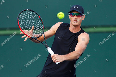 Editorial picture of BNP Paribas Open, Tennis, Day 1, Indian Wells Tennis Garden, California, USA - 06 Mar 2019