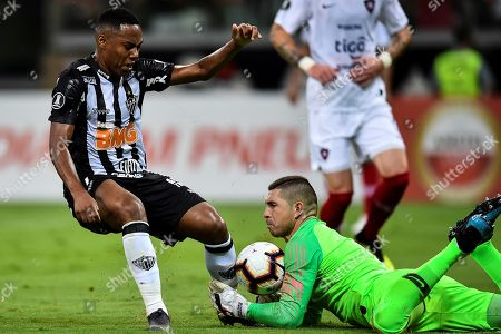 Editorial photo of Atletico Mineiro vs Cerro Porteno, Belo Horizonte, Brazil - 06 Mar 2019