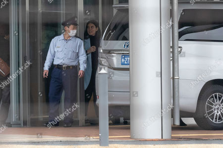 Editorial photo of Former Nissan CEO Carlos Ghosn released on bail, Tokyo, Japan - 06 Mar 2019