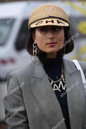Stock Photo of Julia Haghjoo