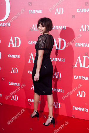 Editorial image of AD Awards, Madrid, Spain - 06 Mar 2019