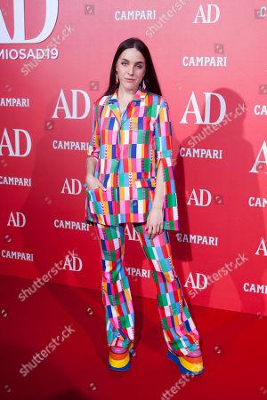 Editorial photo of AD Awards, Madrid, Spain - 06 Mar 2019