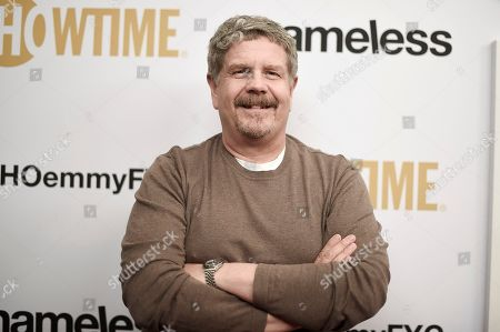 """John Wells attends the """"Shameless"""" FYC event at Linwood Dunn Theater, in Los Angeles"""