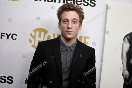"""Jeremy Allen White attends the """"Shameless"""" FYC event at Linwood Dunn Theater, in Los Angeles"""