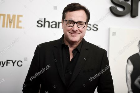 """Bob Saget attends the """"Shameless"""" FYC event at Linwood Dunn Theater, in Los Angeles"""