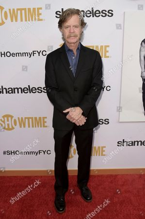 """William H. Macy attends the """"Shameless"""" FYC event at Linwood Dunn Theater, in Los Angeles"""