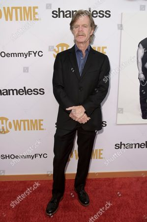 "William H. Macy attends the ""Shameless"" FYC event at Linwood Dunn Theater, in Los Angeles"