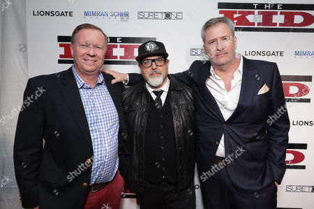 Editorial image of Lionsgate special film screening of 'The Kid', Los Angeles USA - 06 Mar 2019