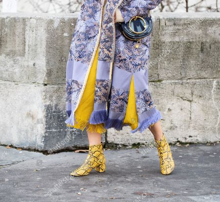 Stock Picture of Elisa Nalin street style