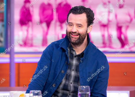 Stock Picture of Daniel Mays