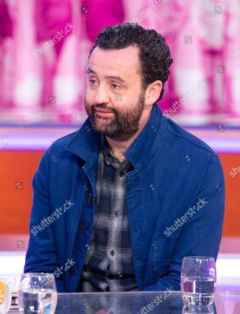 Editorial image of 'Good Morning Britain' TV show, London, UK - 07 Mar 2019