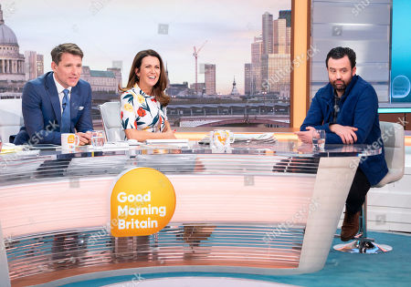 Editorial picture of 'Good Morning Britain' TV show, London, UK - 07 Mar 2019