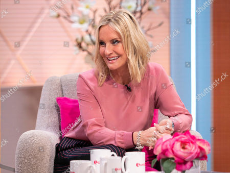 Editorial picture of 'Lorraine' TV show, London, UK - 07 Mar 2019