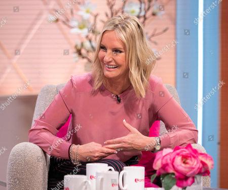 Editorial image of 'Lorraine' TV show, London, UK - 07 Mar 2019