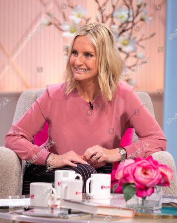 Editorial photo of 'Lorraine' TV show, London, UK - 07 Mar 2019