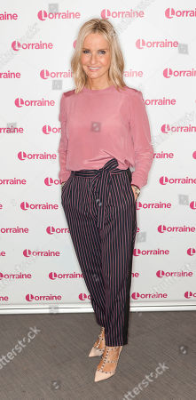 Editorial photo of 'Lorraine' TV show, London, UK - 07 Mar 2019