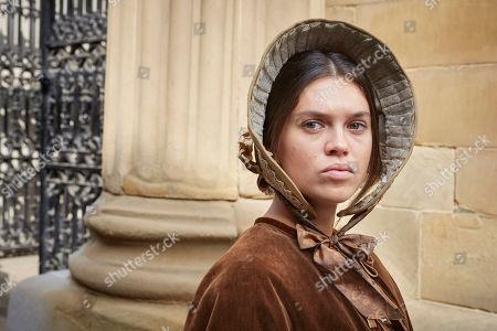 Sabrina Bartlett as Abigail.