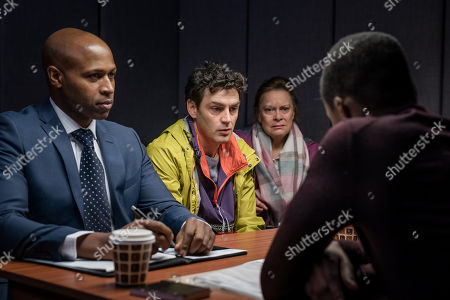 Matthew McNulty as Nick and Hazel Ellerby as Sue
