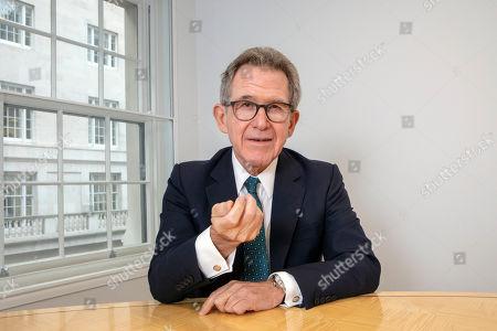 Stock Image of Lord John Browne