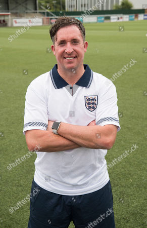 Stock Image of Robbie Fowler