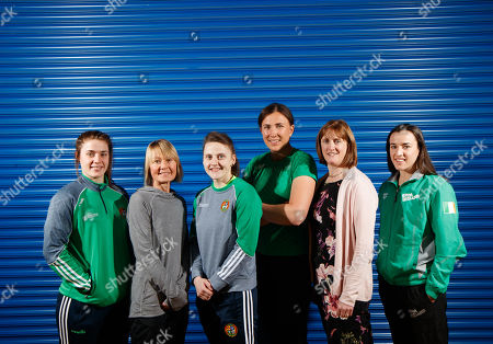 Editorial picture of Sport Ireland Women In Sport Policy Launch, National Indoor Arena, Dublin  - 07 Mar 2019