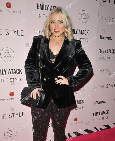 Stock Picture of Amelia Lily