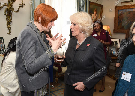 Editorial image of 'WOW - Women Of The World Festival' reception, Clarence House, London, UK - 07 Mar 2019
