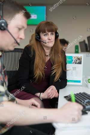SMB Minister Kelly Tolhurst MP, joined the team operating the 'MTD Hotline' at Intuit QuickBooks' new London offices today, to help answer questions from small business owners calling in to the free phone helpline to understand how the biggest change to tax compliance in a generation will impact their business.